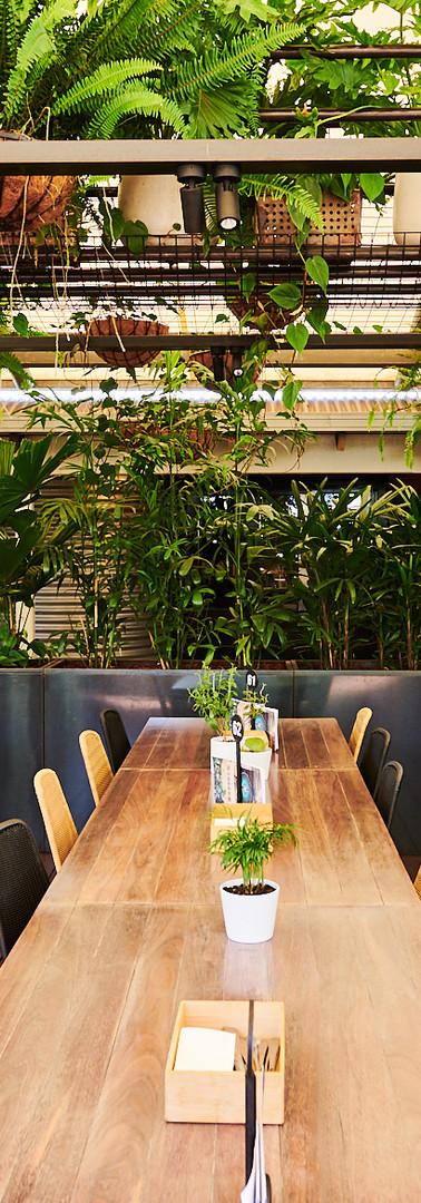 Deck Long Tables