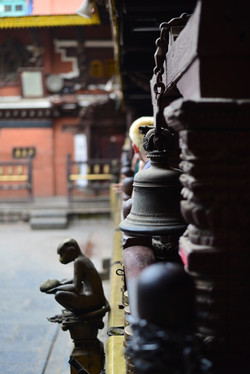 Golden Temple in Patan, Nepal