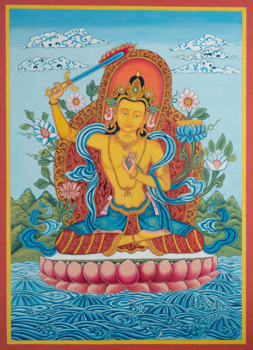 Manjushri