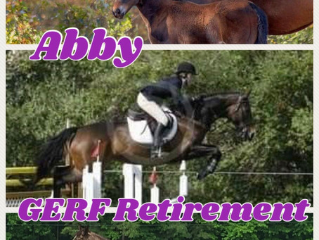 Meet our newest Retiree, Miss Abby