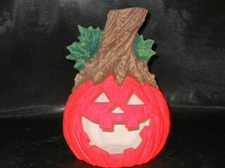 Pumpkin Chimnea