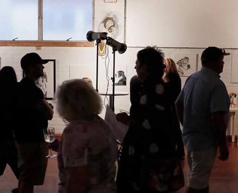 Photo by Chris Benson Huzzard Studio Perth
