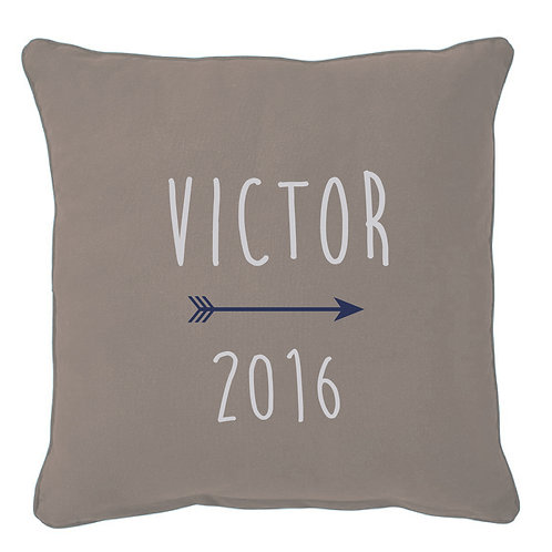 COUSSIN PERSONNALISABLE | BORN IN