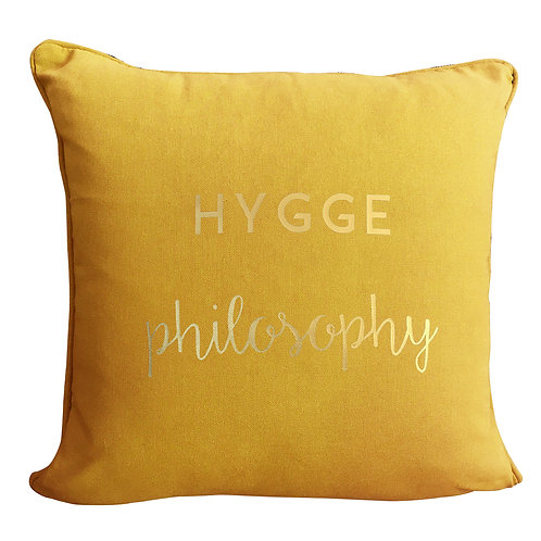 COUSSIN PHILOSOPHY | MOUTARDE