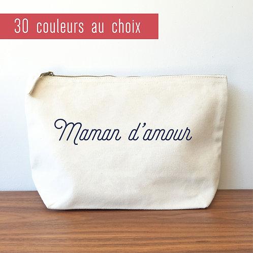 TROUSSE FAMILLE PERSONNALISABLE   MAMAN D'AMOUR