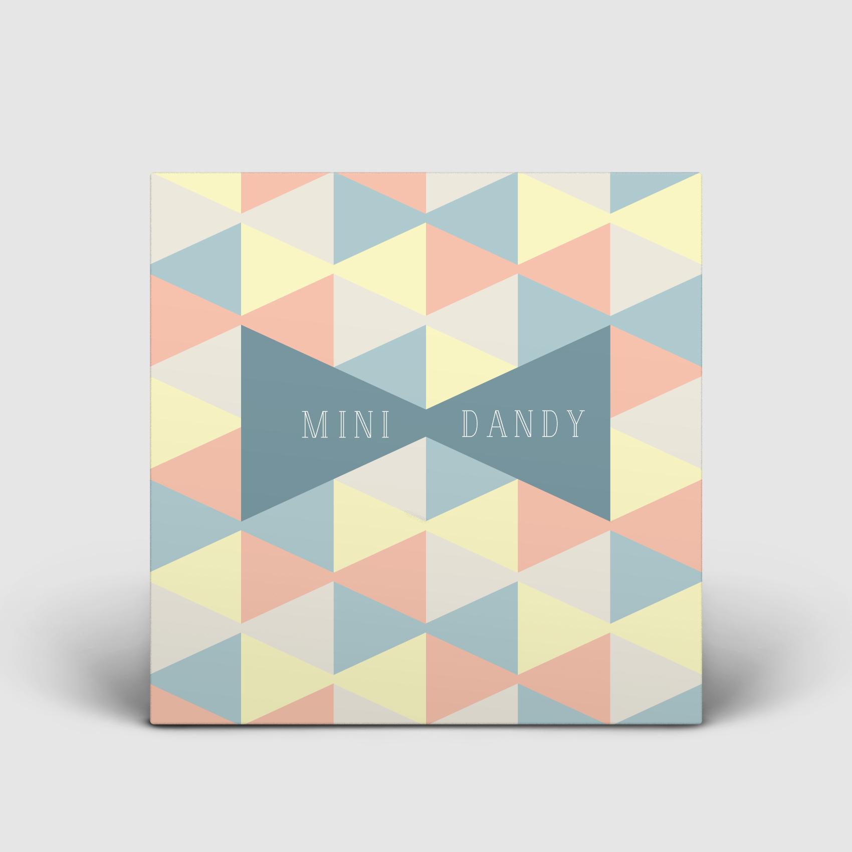 FAIRE-PART NAISSANCE | MINI DANDY