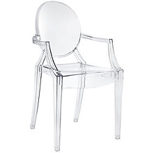 ghost chair arms rental in raleigh