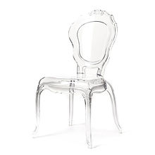 clear ghost chair cinderalla for rental cheap