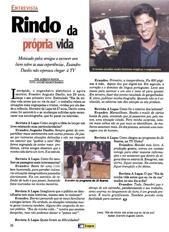 Jornal da Lapa