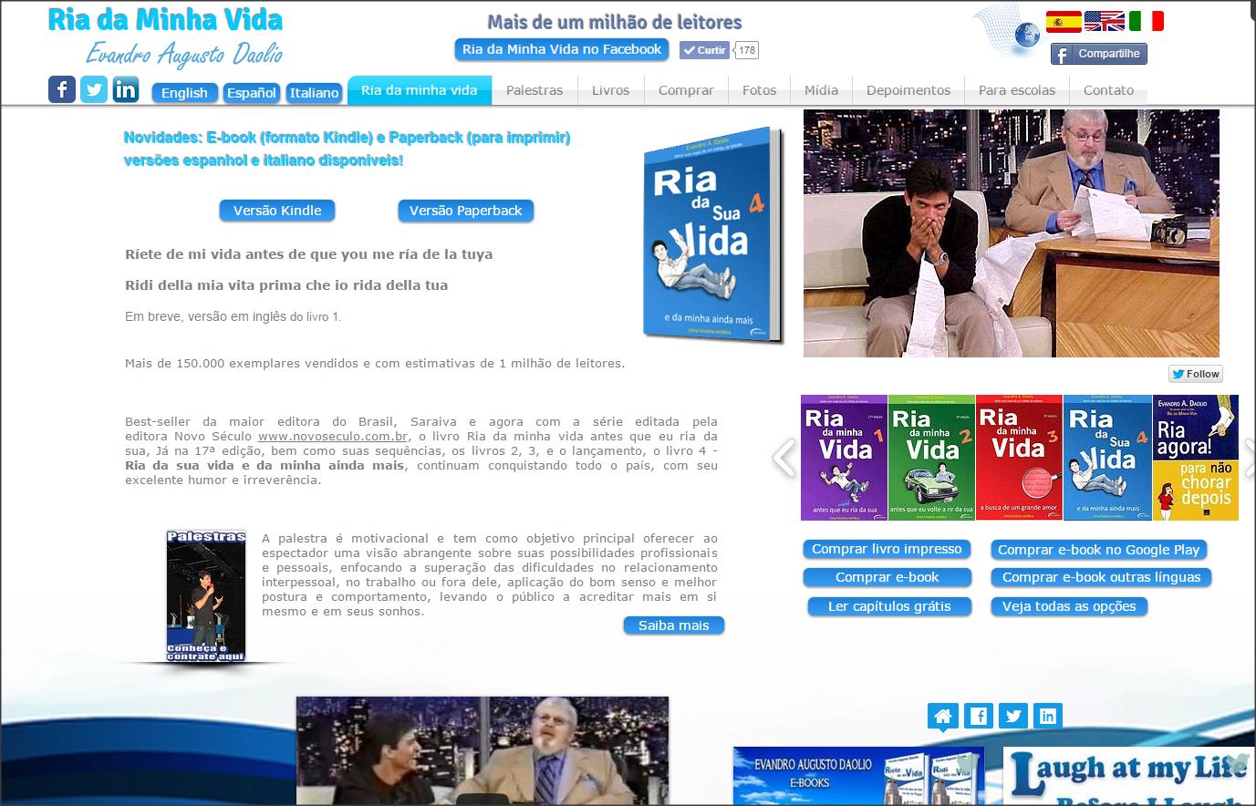 (c) Riadaminhavida.com.br