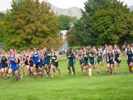 High School Cross Country Race - in poetic form