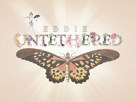 EĐĐIE's First Solo Project Untethered is Here!