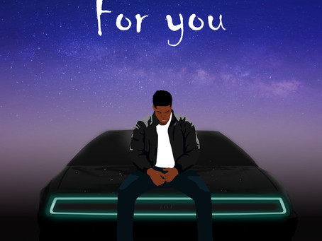 """""""For You"""" is Hantz's Newest Release, Out Today!"""