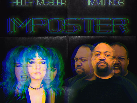 """""""Imposter"""" by Kelly Musler Out Today"""