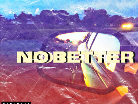 """Rony Rosemond's """"No Better"""" Available Now"""