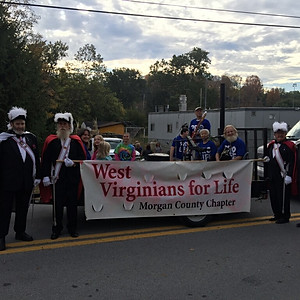 2017 Apple Butter Festival  Parade