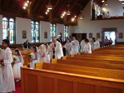 2015 Eucharistic Procession