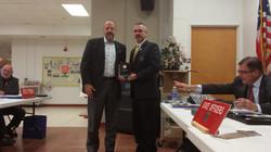 Grand Knight2015 WV Knights of Columbus District  Star Council Award Presentation