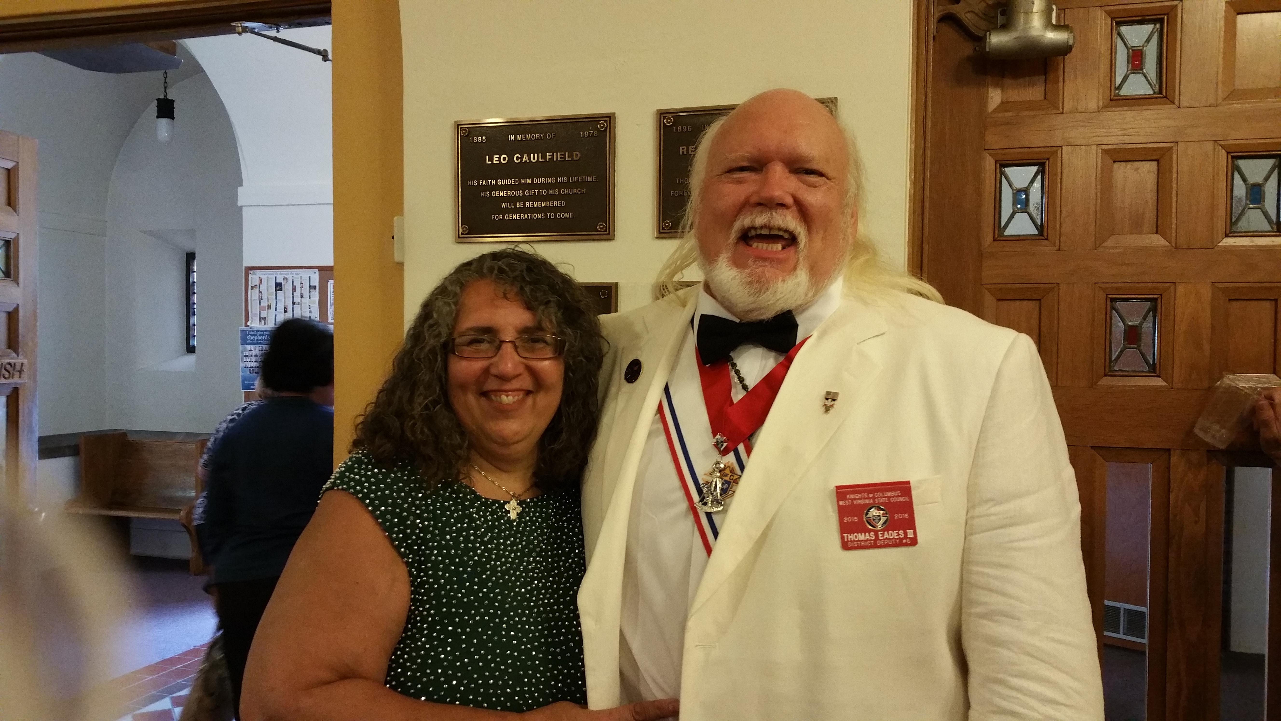 Tom & Theresa Eades