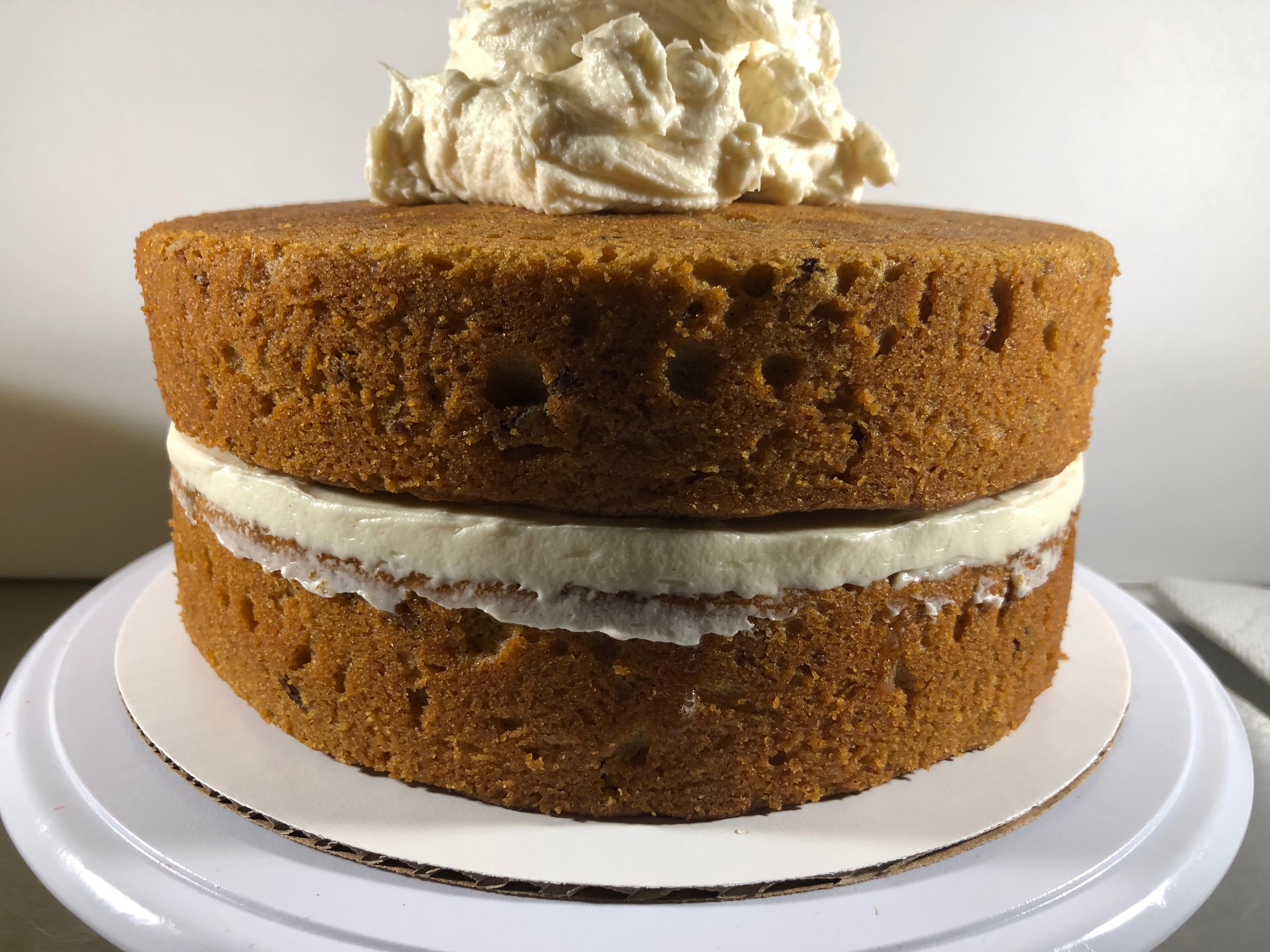 SPP cake naked
