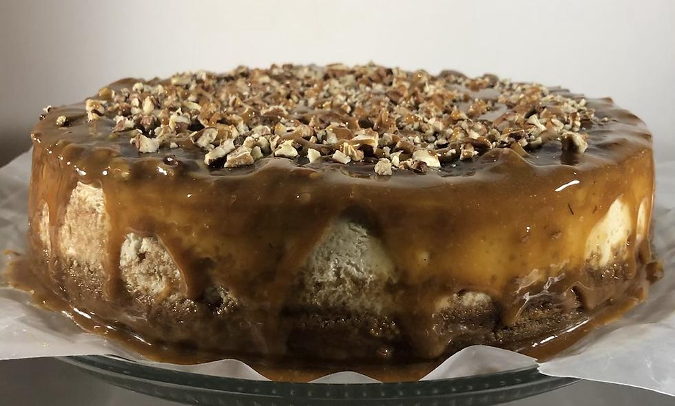 Trinity Cheesecake