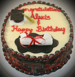 Birthday + Graduation