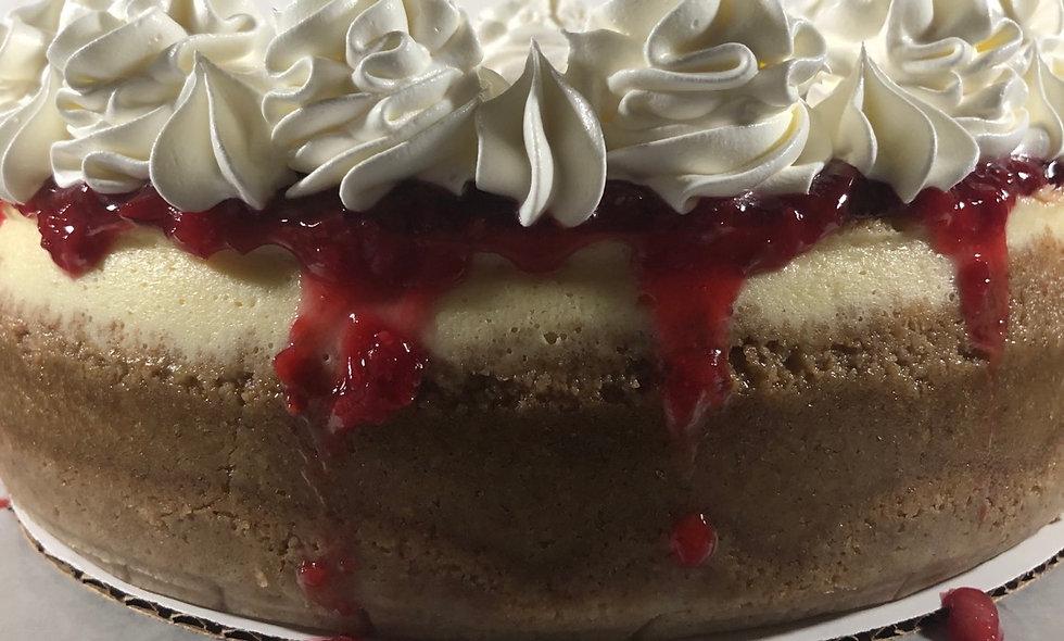 Cherry Pie Cheesecake