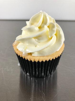 7-Up Pound Cupcakes