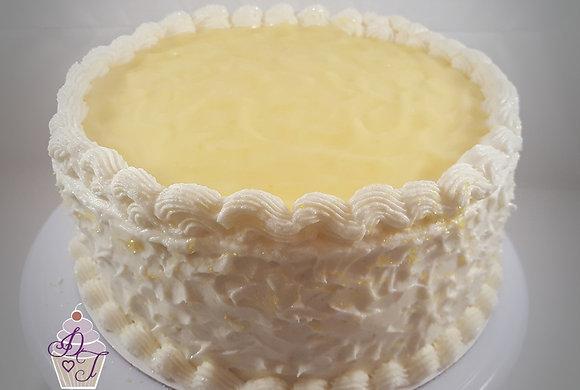 Lemon Addiction Cake