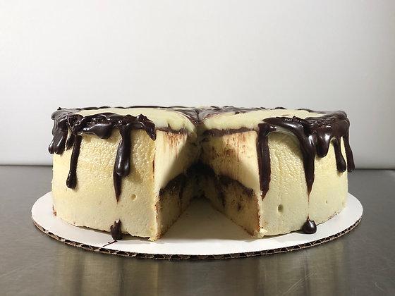 Boston Creampie Cheesecake