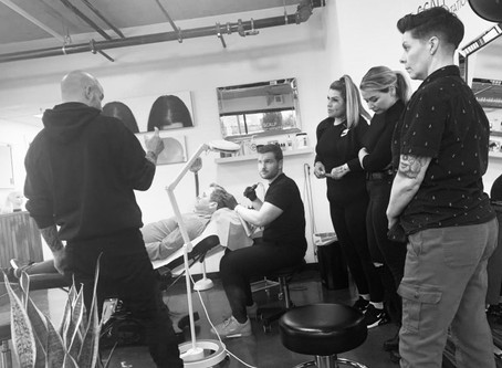 SMP Training Course at Vancouver Scalp with Billy DeCola