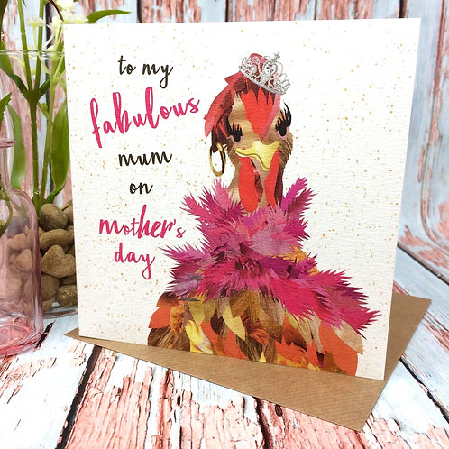 Fabulous Mum on Mother's Day