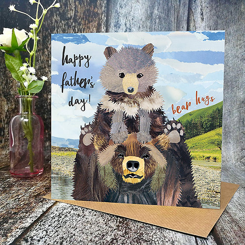 Bear Hugs - Father's Day
