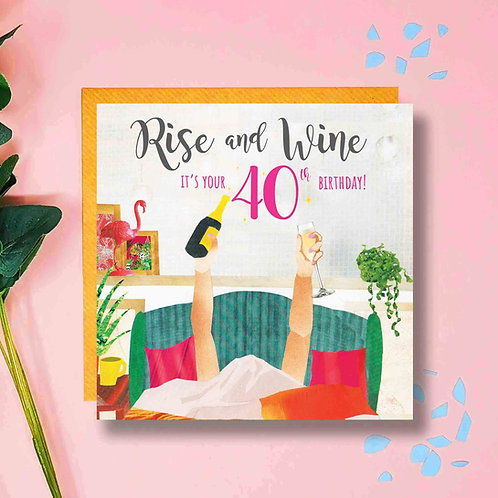 Rise and Wine 40t