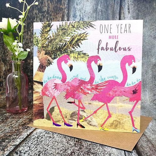 Flamingo Conga