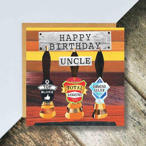 Beer Pumps Uncle