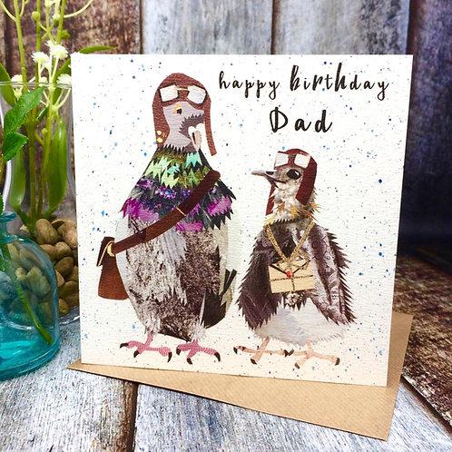 Happy Birthday Dad Pigeon