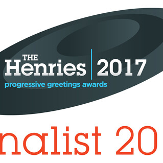 Finalist at The Henries 2017!!