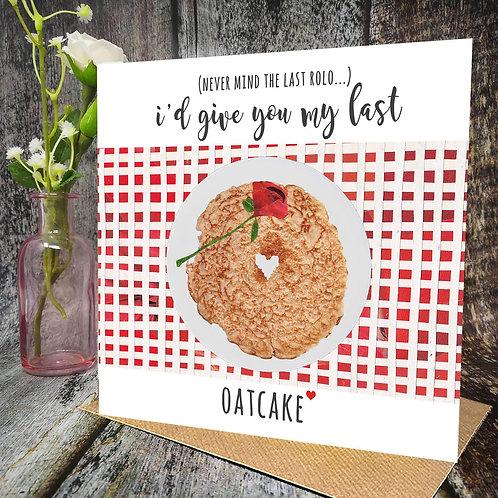 Last Oatcake