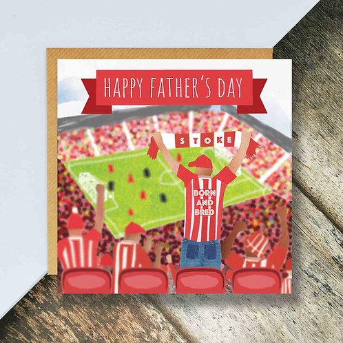 Stoke City Father's Day