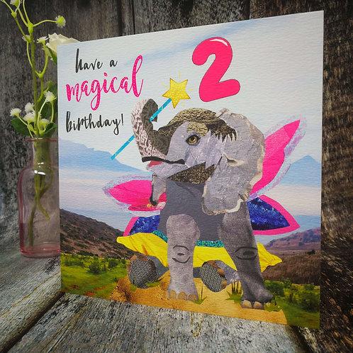 Magical Elephant Age 2