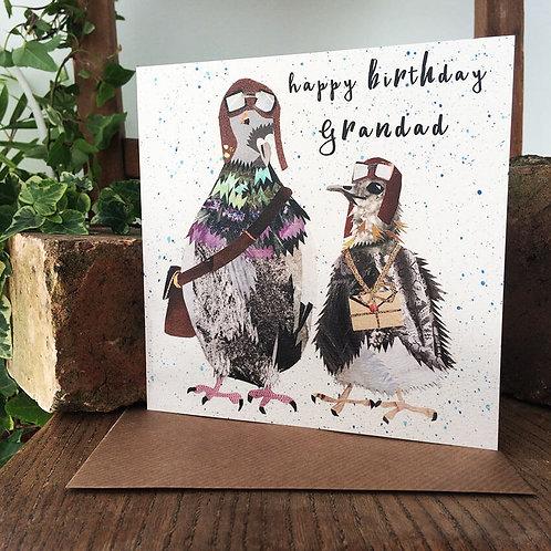 Happy Birthday Grandad Pigeon