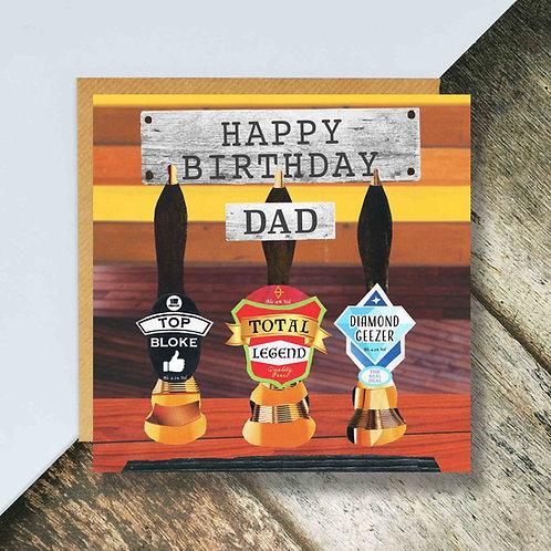 Beer Pumps Dad