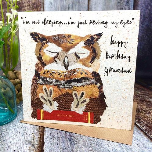 Happy Birthday Grandad!