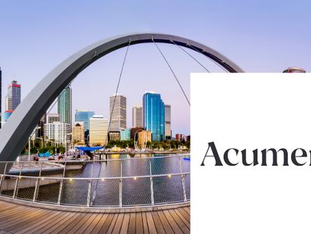 Acumentis Western Australia Strata Reform White Paper