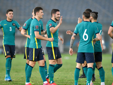 CityRoos in action: World Cup qualifier vs Nepal