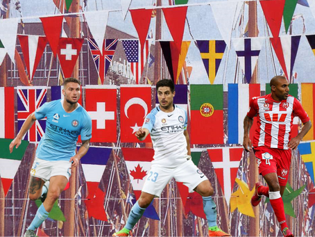 Best of the Rest: Selecting a squad of City's best-ever foreign signings