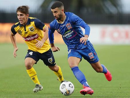 Mid-season loan report: Ramy Najjarine