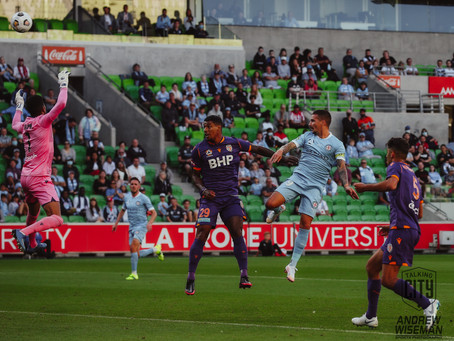 'Double header, double defeat': Three things we learned - City vs Roar/Glory