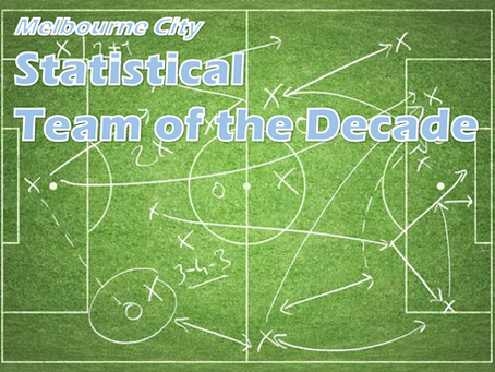 By the Numbers: Melbourne City Statistical Team of the Decade